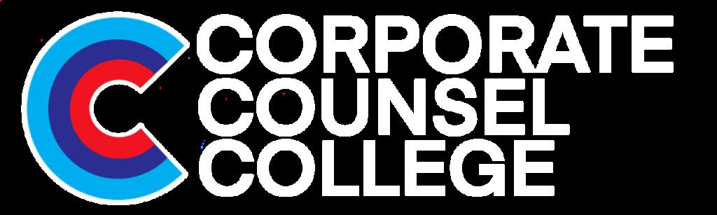 CCC logo white